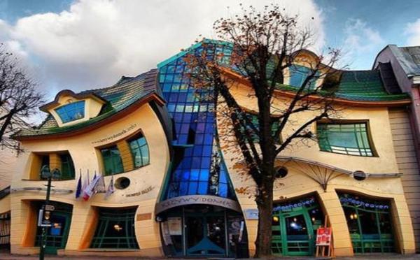 奇葩建筑物