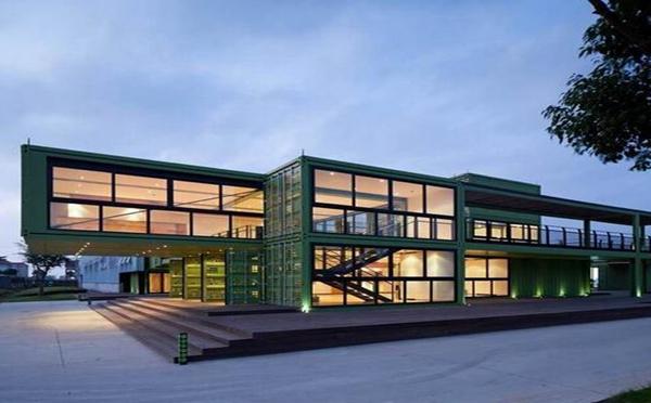 22个最具特色的集装箱建筑